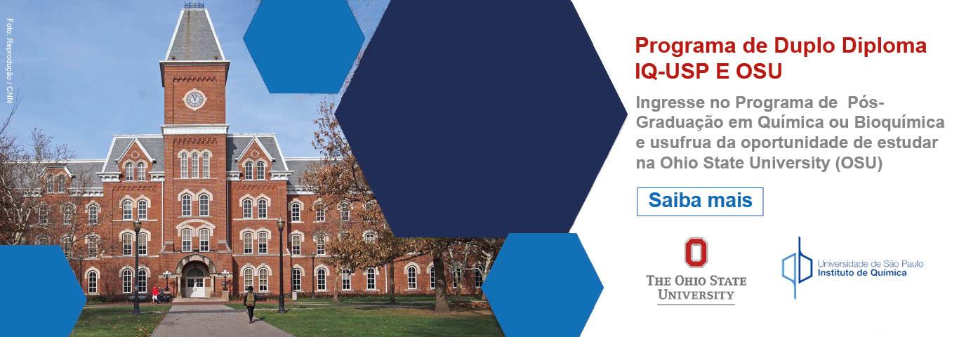 Duplo Diploma IQ-USP e OSU
